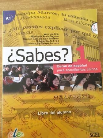 libro español para chinos